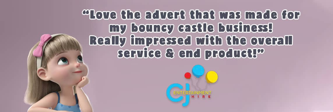 CJ Entertainments Testimonial