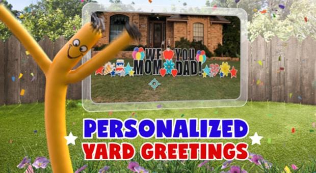 Yard Cards Advert